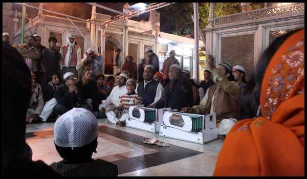 Sufi Night at Hazrat Nizamuddin Dargah | So Delhi