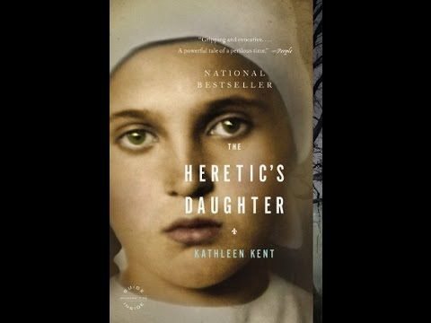 the heretic's daughter Millions have read coal miner's daughter, the blind astronomer's daughter and  the heretic's daughter now maryborough's catherine.