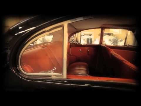 Jaguar Mark 5 Sedans in Black and Silver - So Cal Limos: Perth Wedding Cars