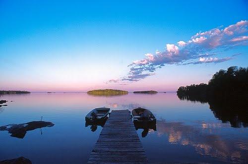 Lac La Ronge Lake ~ Saskatchewan, Canada
