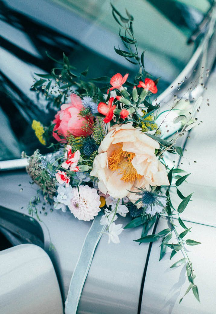 De zomerse bruiloft van Stephen & Sanne bij Villa Augustus // Oak & Fir - Engaged.nl