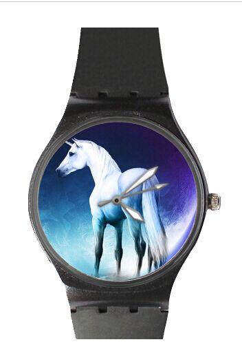 Купить товарНаписать лошади purduct мода черные мужчины кварцевые нержавеющей стали свободного покроя женщины спорт наручные часы бесплатная доставка YT12 в категории  на AliExpress.             Средний Индивидуальные часы Высокое качество.                             Эти часы более чем способ.