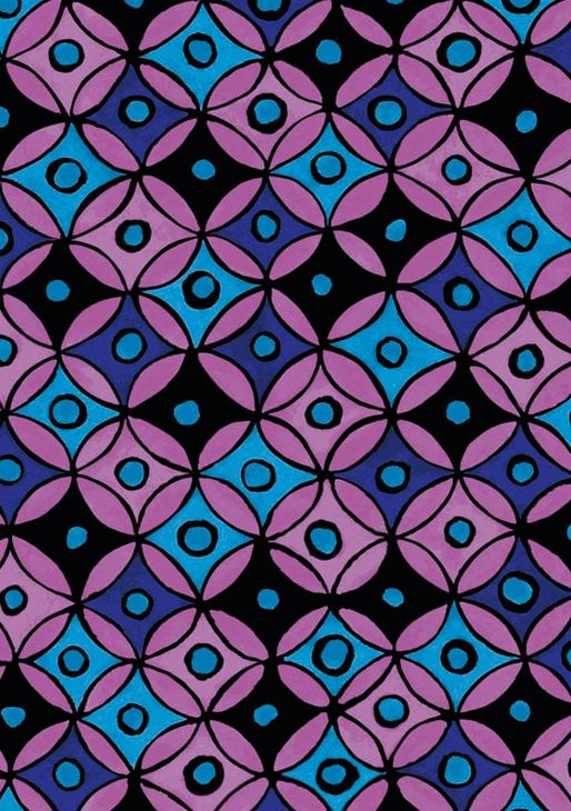 Trippy Hippie Floral   PRINTS-Geometric   Pinterest