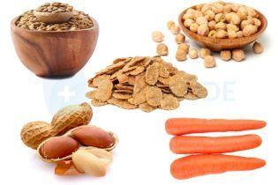 Alimentos ricos em Carboidratos
