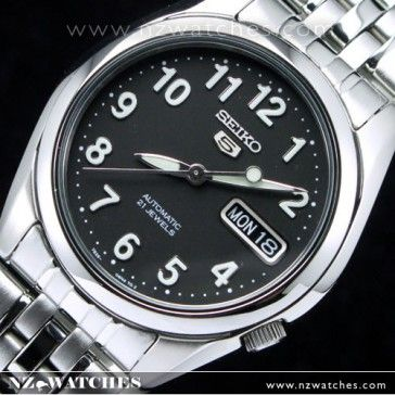 BUY SEIKO 5 Automatic Watch See-thru Back SNK381K1 - Buy Watches Online | SEIKO NZ Watches