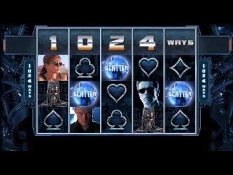 Terminator 2 Online Slot   Royal Vegas Casino