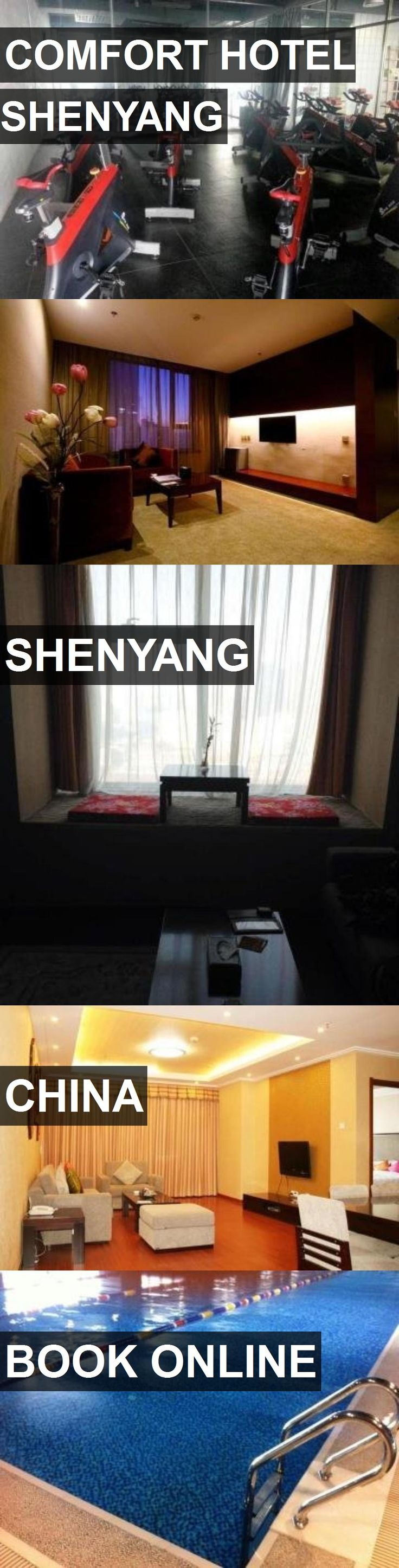 COMFORT HOTEL SHENYANG in Shenyang, China. For more information, photos, reviews and best prices please follow the link. #China #Shenyang #travel #vacation #hotel