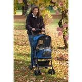 Pet Gear Happy Trails Dog Stroller - Cobalt Blue | PupLife Dog Supplies