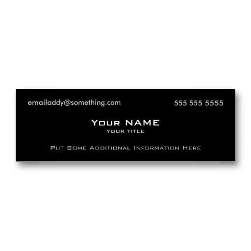 18 best patrick bateman business card template images on pinterest modern black business cards colourmoves