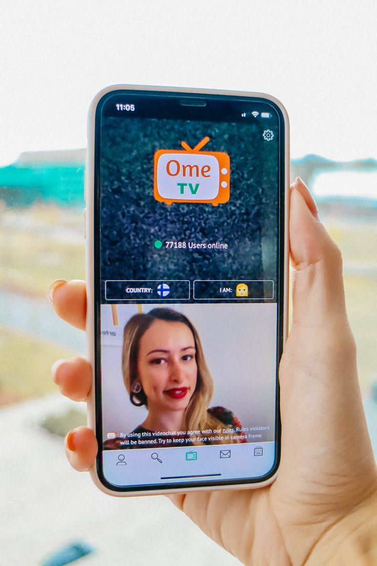 Ome TV app offers an incredible free of charge video chat