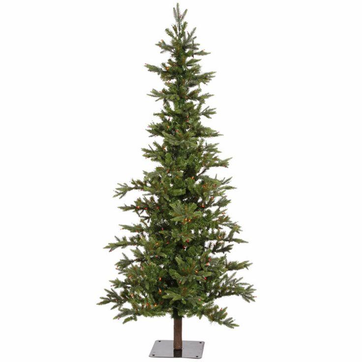Vickerman 8 ft. Shawnee Fir Pre-lit Christmas Tree - A101882