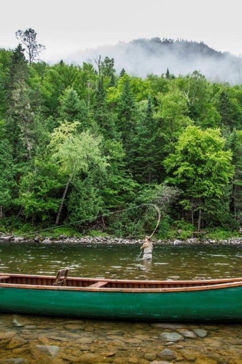 Two Lodges, Three Amazing Rivers – Atlantic Salmon Paradise Found | Articles | Fly dreamers