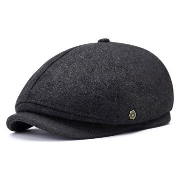 8bd48317aad7c5 mens-accessories-fashion. mens-accessories-fashion Driving Hat, Wool Berets,  Leather ...