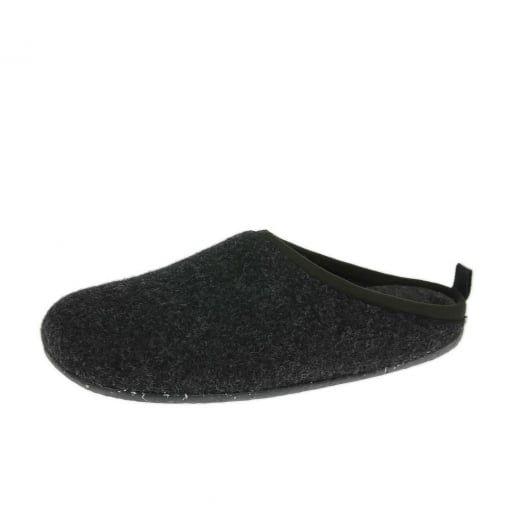 Camper Wabi Slippers Dark Grey