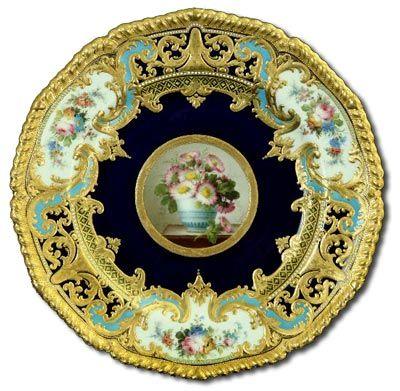 Rosamaria G Frangini | At The Table: China, Crystals & Silver || Royal Crown Derby