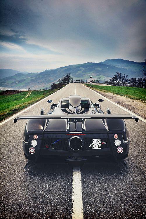 "supercars-photography: "" Pagani Zonda 760RS (source) """