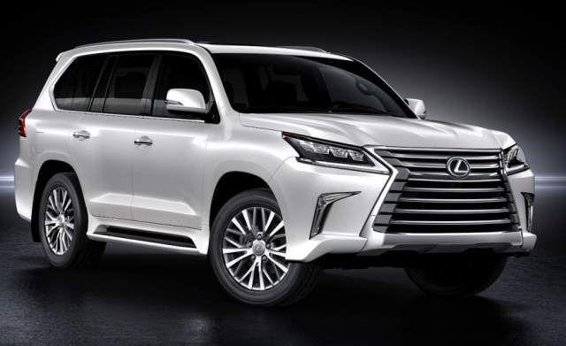 Lexus SUV 2017 LX