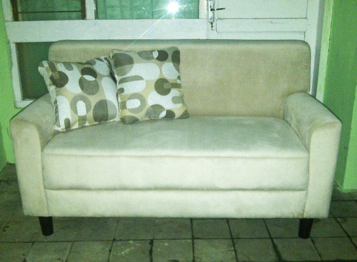 love creamy dot sofa