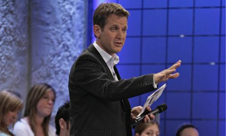 Jeremy Kyle criticised over 'distressed and humiliated' teenager