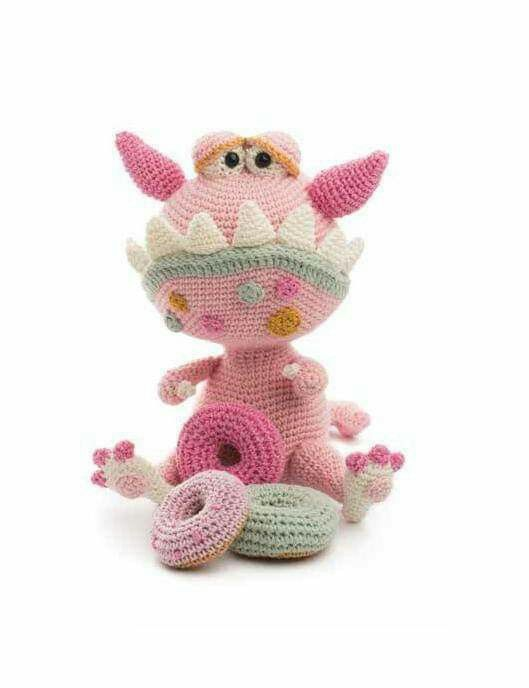Pin de Andrea Rios en bebé | Croché, Amigurumi y Muñecas