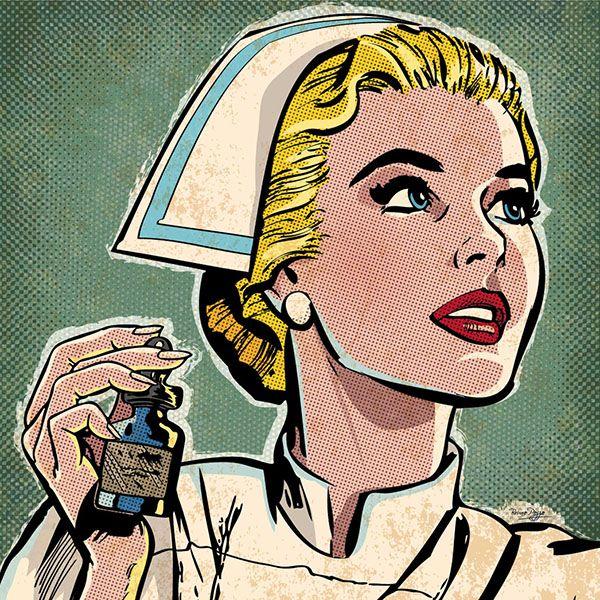 nurse creation Bruno Pozzo © 2014