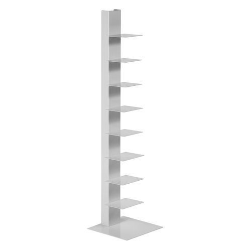 "The Vestfold 48"" Accent Shelves Bookcase White - $174.99"