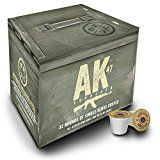 Black Rifle Coffee Company AK-47 Single Serve Capsules for Keurig K-Cup Brewers