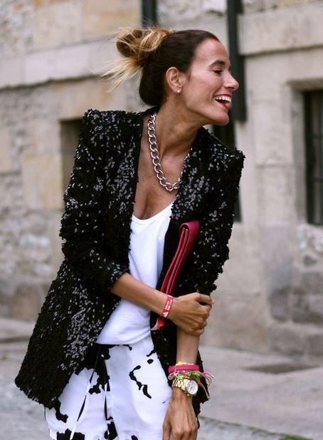 siyah blazer ceket kombinleri #blazerceket #moda #yenitrendler #bayanmoda #ceketmodelleri #blazerceketkombinleri