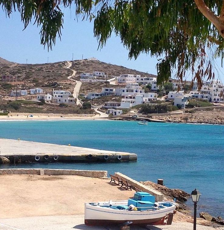 Donousa island (Δονούσα). A Picturesque tiny island part of the small Cyclades !