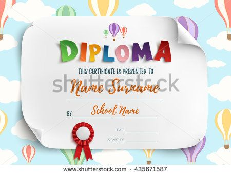 certificate background template