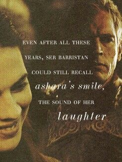 Ashara and Barristan Selmy