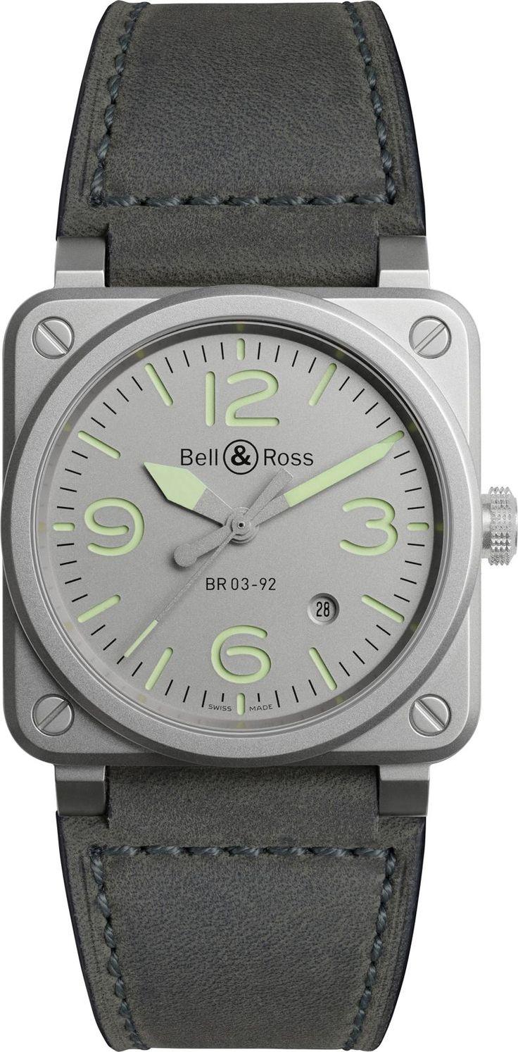 Bell & Ross BR03-92 Horolum - Perpetuelle