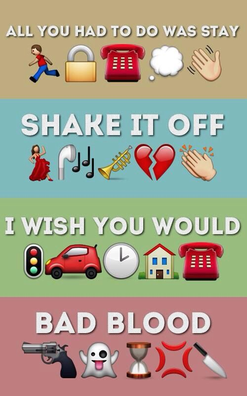 Taylor Swift 1989 Emoji #1 (via @WondrousTaylor on Twitter)