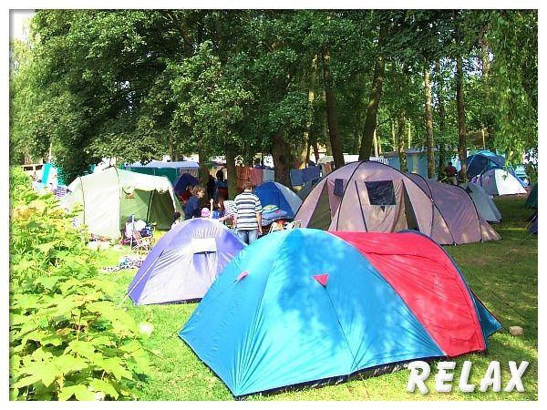 """Sport- und Erholungszentrum """"Wyspiarz"""" / Campingplatz """"Relax"""" - in Świnoujście auf Usedom"""