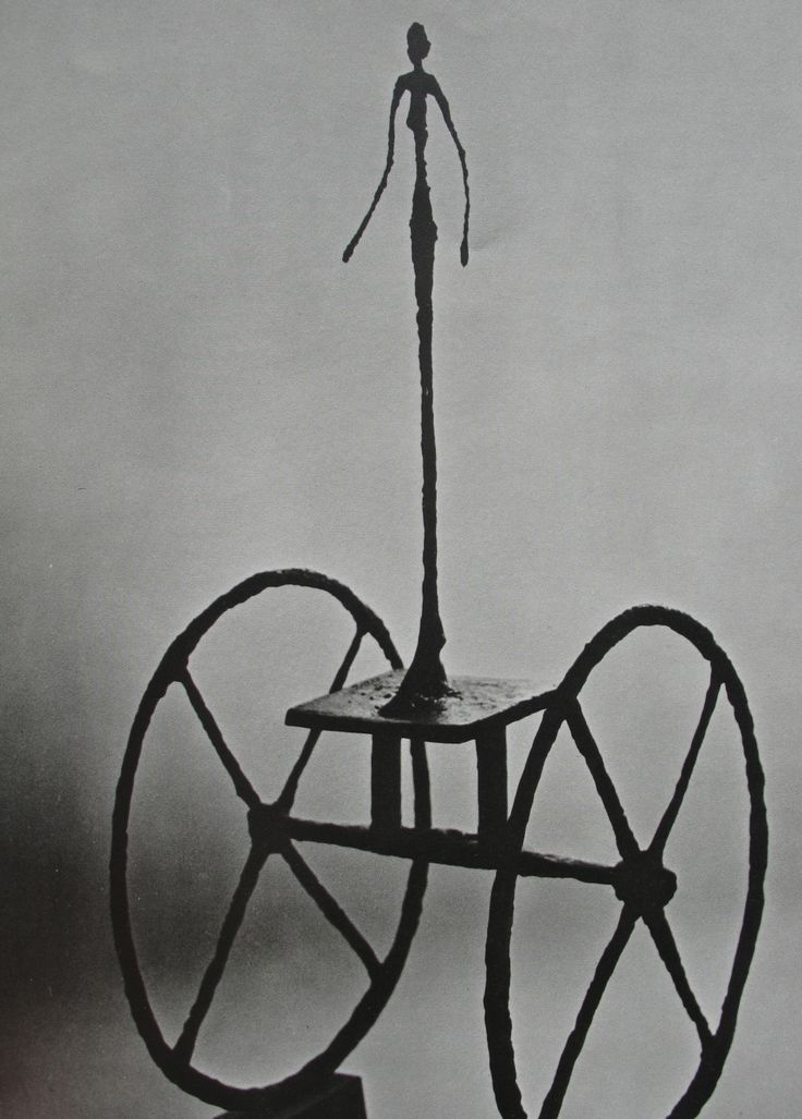 Giacometti http://manufactureduregard.tumblr.com/post/63649619784/publication-de-manufacture-du-regard