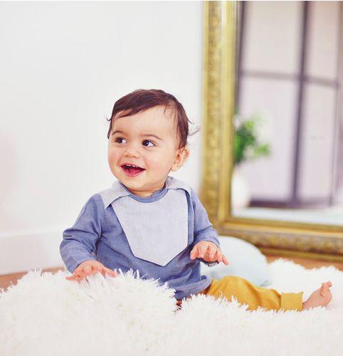 """""""Kaxki"""" L'habit des bébés qui babillent"""