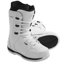 Ride Snowboards Donna Snowboard Boots (For Women) in White - Closeouts
