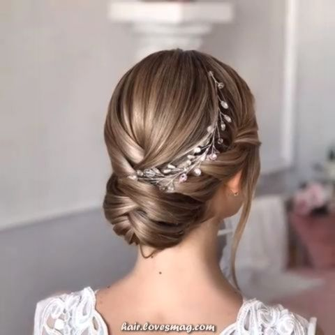 Excellent Lets see the most effective bridal hairstyles and tutorials that we now have chosen for you ... ,  #bridal #chosen #effective #hairstyles #tutorials