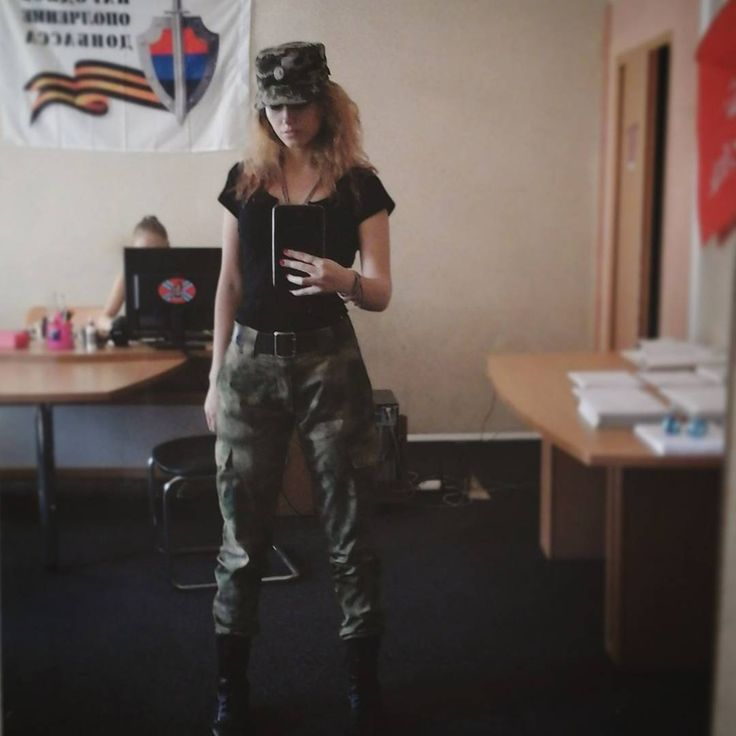 90 отметок «Нравится», 4 комментариев — Dasha Belotserkovets (@rouseexc) в Instagram: «#Me #girl #accessories #soldier #military #militia #patriot #arms #army #Novorossia #LNR #Donbass…»