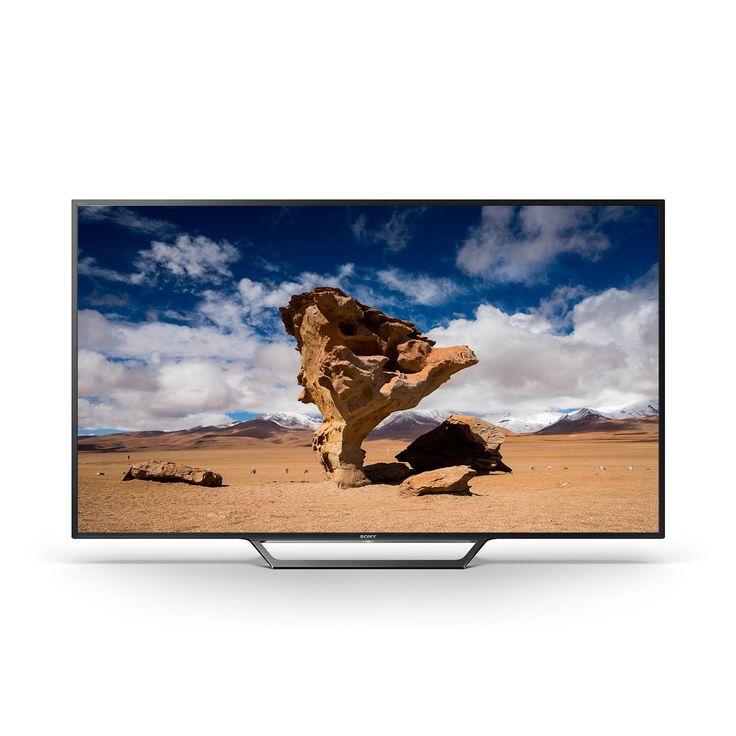 Sony KDL40W650D 40-Inch Built-In Wi-Fi HD Smart TV