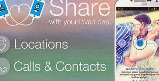 Εφαρμογή σου επιτρέπει να δεις «κρυφά» το κινητό του συντρόφου σου! - http://www.secnews.gr/archives/81877 - Μια νέα εφαρμογή για smartphones δίνει τη δυνατότητα να εισέλθετε στα… άδυτα του κινητού τηλεφώνου του/της συντρόφου σας. Με την εφαρμογή mCouple app παρέχεται η δυνατότητα στους ιδι