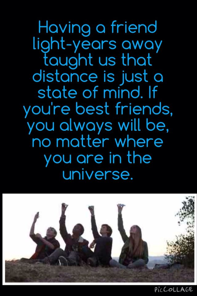 One of my favorite quotes from Earth to echo.
