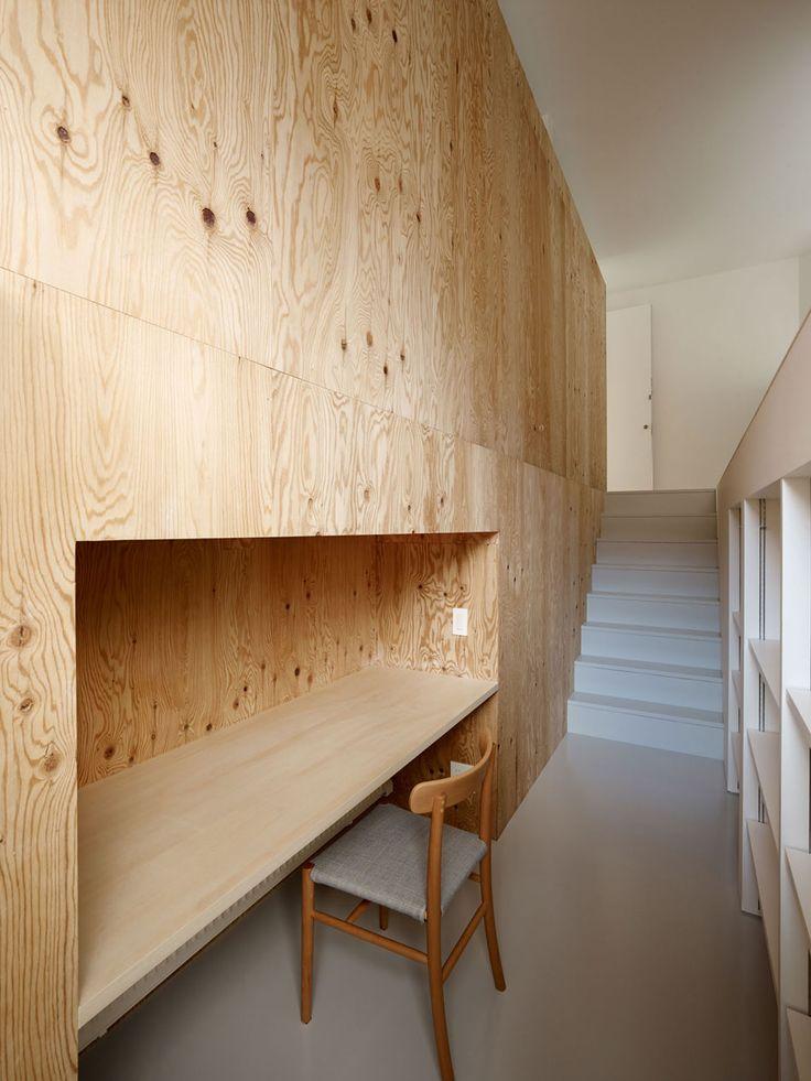 takato tamagami architectural design: northern nautilus house - designboom | architecture & design magazine