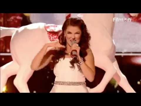 Saara gets into the Christmas spirit with Mariah Carey cover | Semi-Final | The X Factor UK 2016 - YouTube