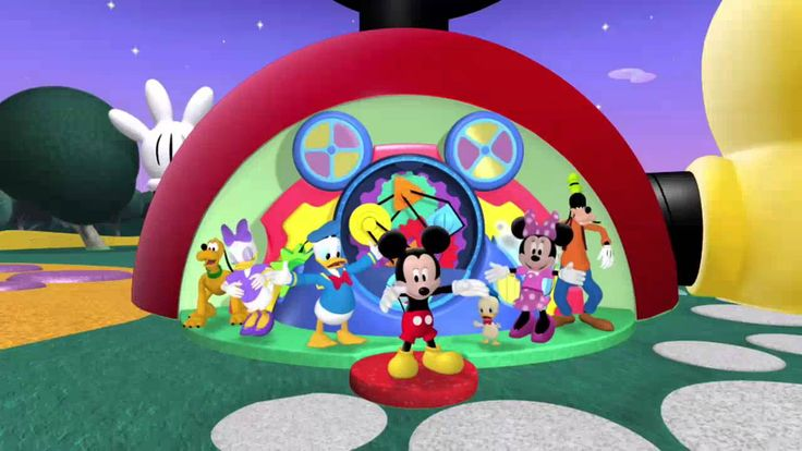 Mickey Mouse Clubhouse  Hot Dog Song repeated