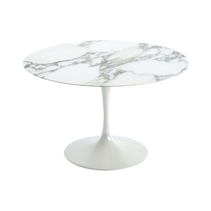 1000 id es sur le th me table de saarinen sur pinterest - Table marbre ronde ...