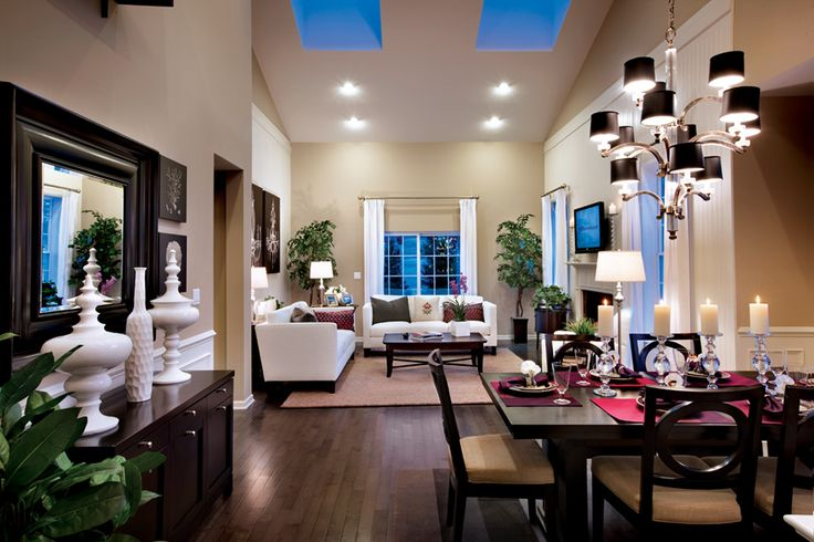 112 Best Dining Rooms Images On Pinterest Toll Brothers Dining Room And Dining Rooms