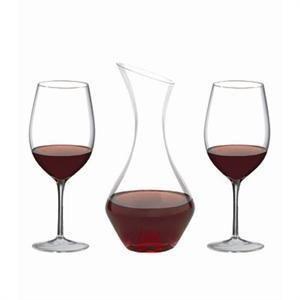 Bordeaux Decanter Set by Ravenscroft