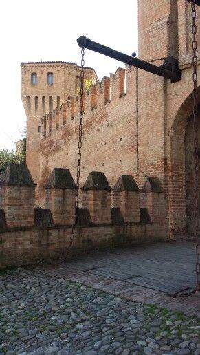 Formigine, Modena   il castello