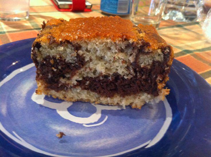 Bizcocho - plum cake